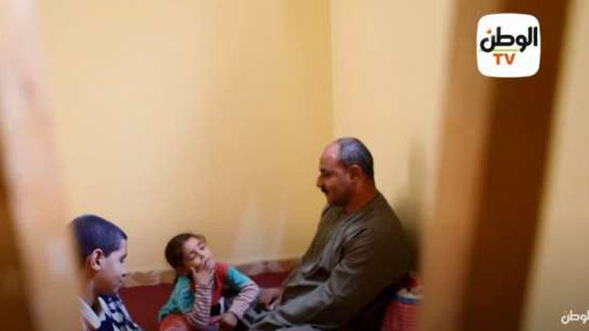 المواطن ثابت المشرف، من محافظة المنيا