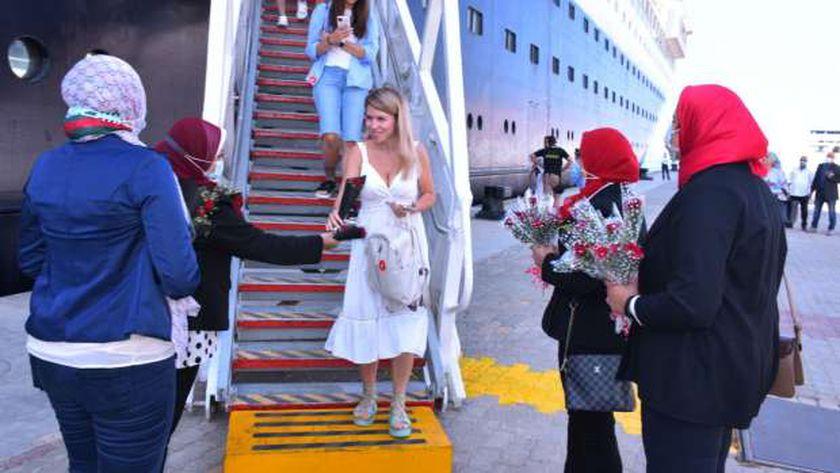 عودة السياحة إلى الإسكندرية