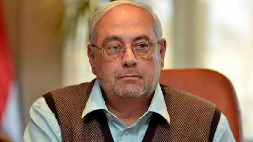 جنازة رجل الأعمال أحمد بهجت