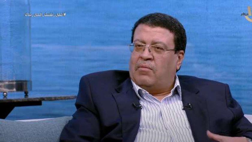 محمد فاروق.. عضو مجلس إدارة غرفة شركات السياحة