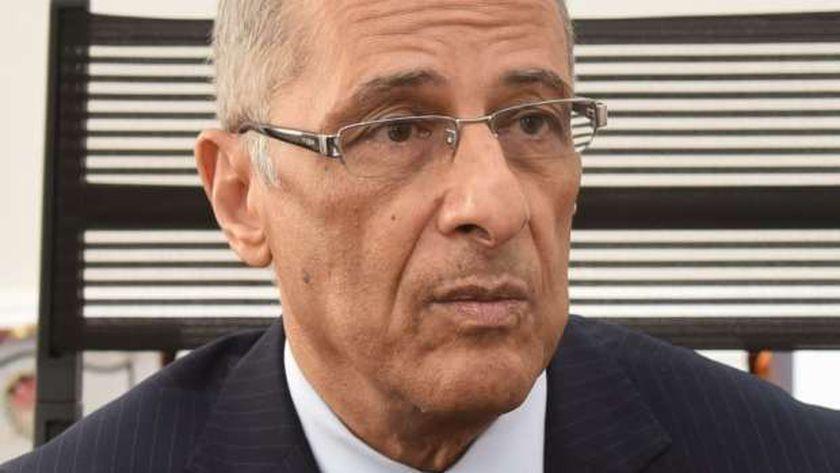 الدكتور محمد القوصي .. رئيس وكالة الفضاء المصرية