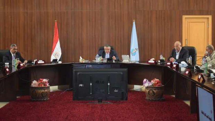 مجلس تنفيذي محافظة البحر الأحمر
