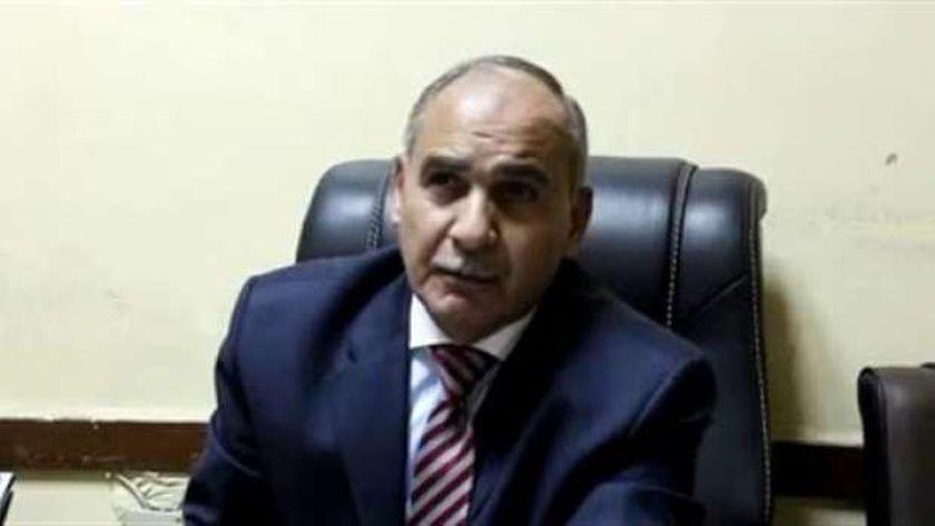 أحمد بسيوني عضو مجلس النقابة العامة للمحامين