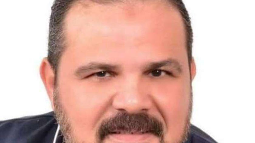 القتيل شادى عبد العزيز
