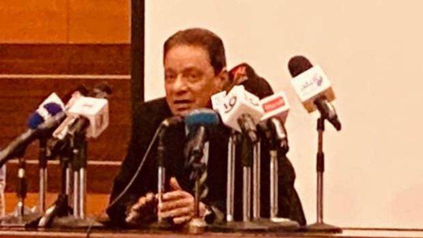 رئيس المجلس الأعلى لتنظيم الإعلام