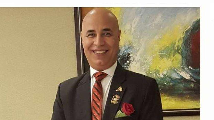عادل حنفي نائب رئيس اتحاد عام المصريين في السعودية