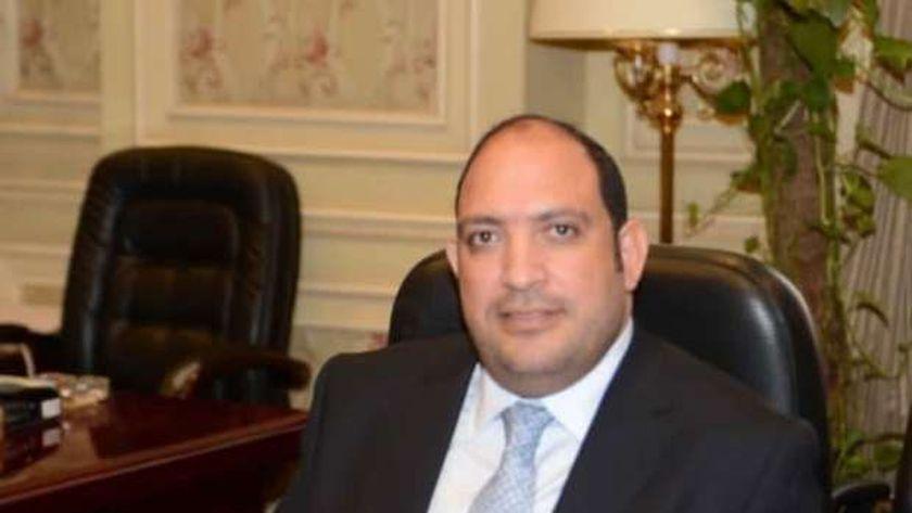 النائب محمد رشاد عثمان عضو مجلس الشيوخ