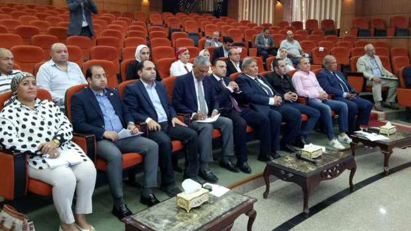 زيارة برلمانية للجنة الإدارة المحلية بمجلس النواب