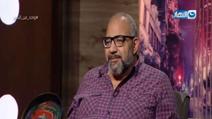 بيومي فؤاد: أنا مش خليفة حسن حسني.. هو كان عنده توليفة خاصة