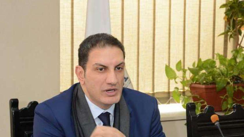 رئيس لجنة الطاقة بجمعية رجال الاعمال المصريين