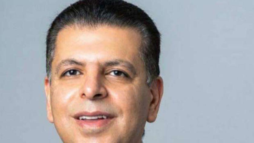 النائب محمود سامي