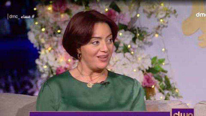 الممثلة هبة عبد الغني