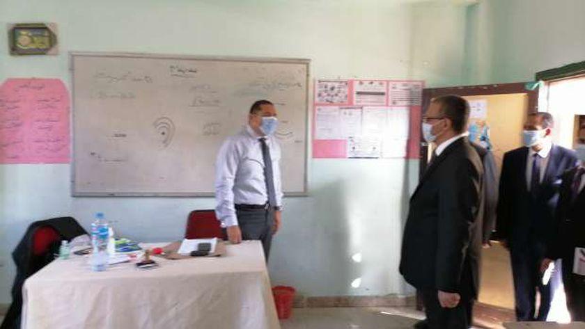 المستشار اسامة عنبر رئيس محكمة البحر الأحمر الابتدائية