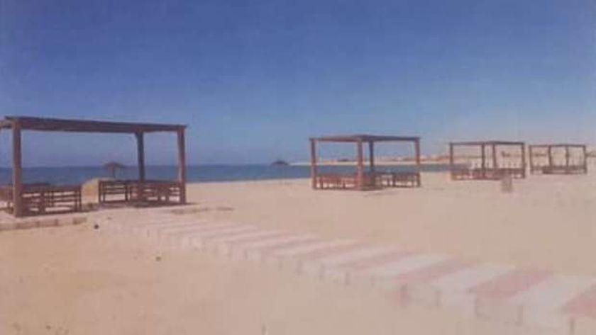 الشاطئ العام