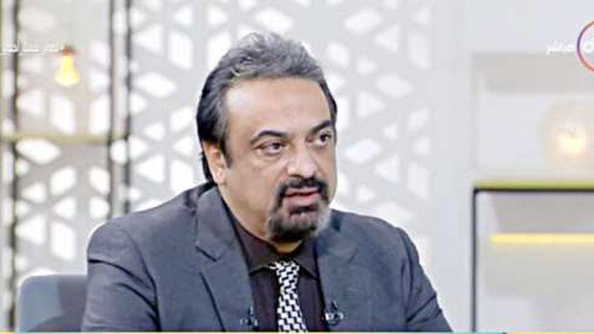 الدكتور حسام عبدالغفار .. المتحدث الرسمي باسم وزارة  التعليم العالي