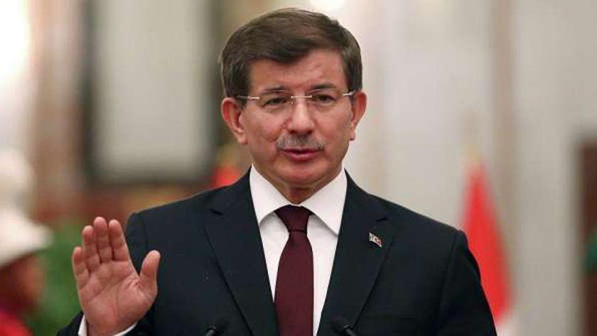 رئيس الوزراء التركي الأسبق أحمد داود أوغلو