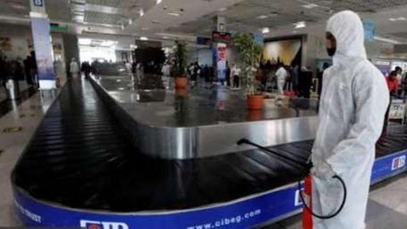 مطار الغردقة.. صورة أرشيفية