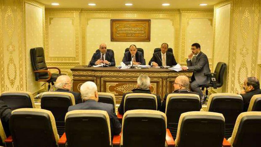 اللجنة الاقتصادية بالبرلمان