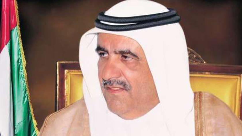 الراحل الشيخ حمدان بن راشد