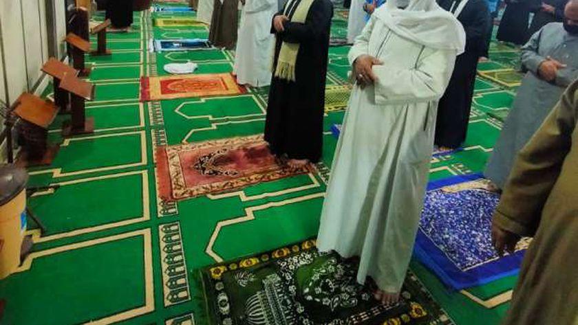 الصلاة في المساجد