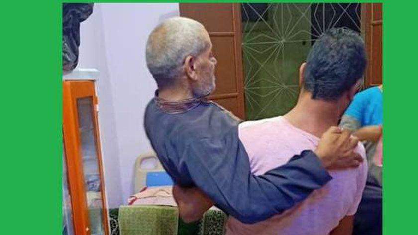 عم حسن في دار المسنين