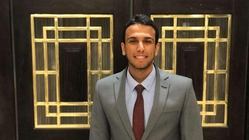 محمد أبو اليزيد متعافي من كورونا