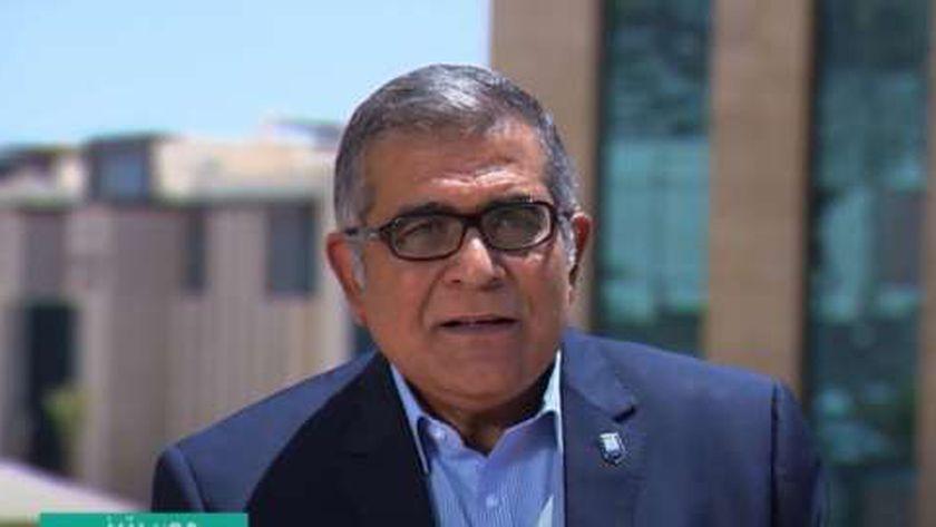 رئيس جامعة الجلالة