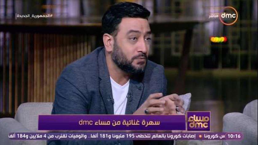 الفنان أحمد عفت