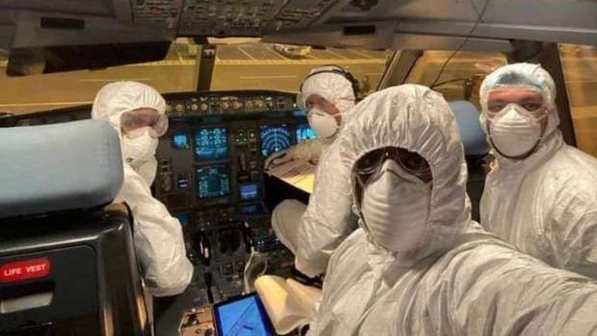 مصادر: أولى رحلات مصر للطيران المنتظمة تنطلق غدا إلى العاصمة البريطانية لندن 9 صباحا