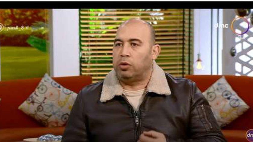 الكاتبالصحفي أحمد الخطيب