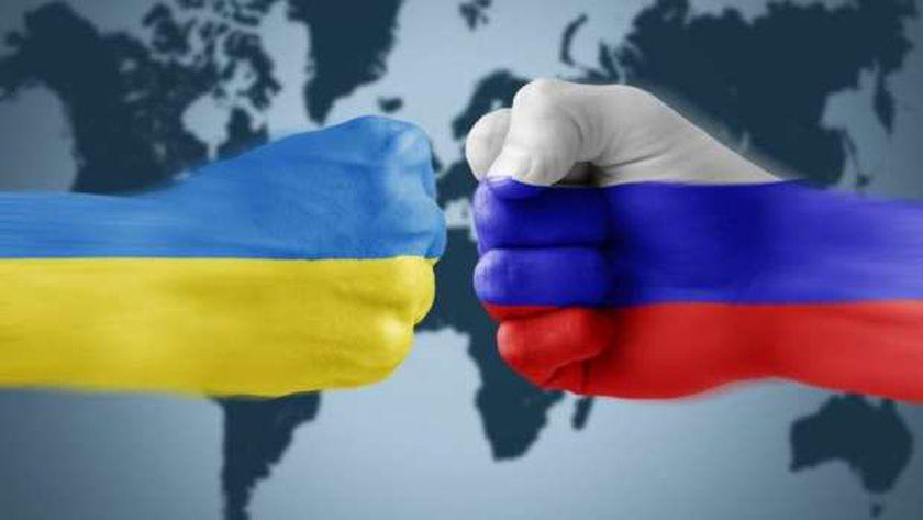 أزمة دبلوماسية بين روسيا وأوكرانيا