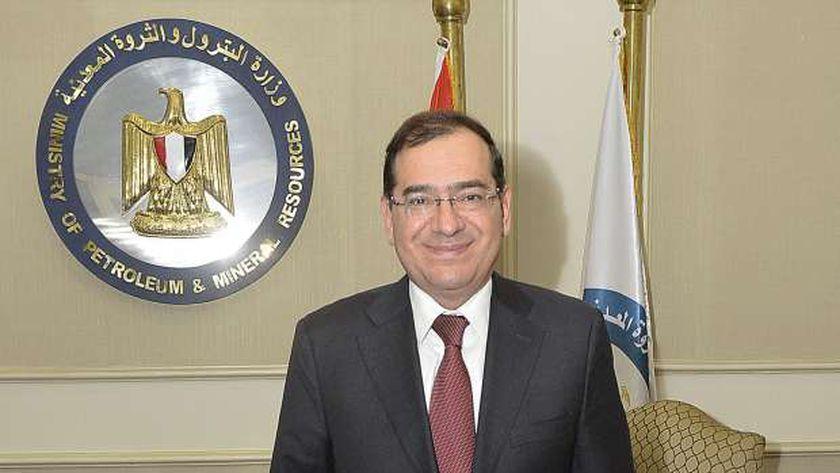المهندس طارق الملا، وزير البترول والثروة المعدنية