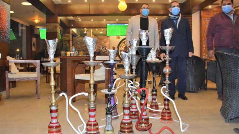 صورة محافظ الغربية يقود حملة مفاجئة بطنطا ويغلق كافيه بطريق كفر الشيخ – المحافظات