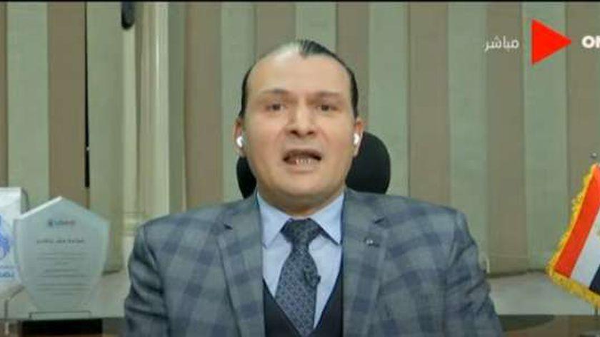 الدكتور هشام الهلباوي