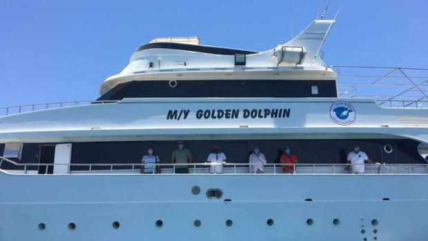 أحد المراكب النيلية - صورة أرشيفية