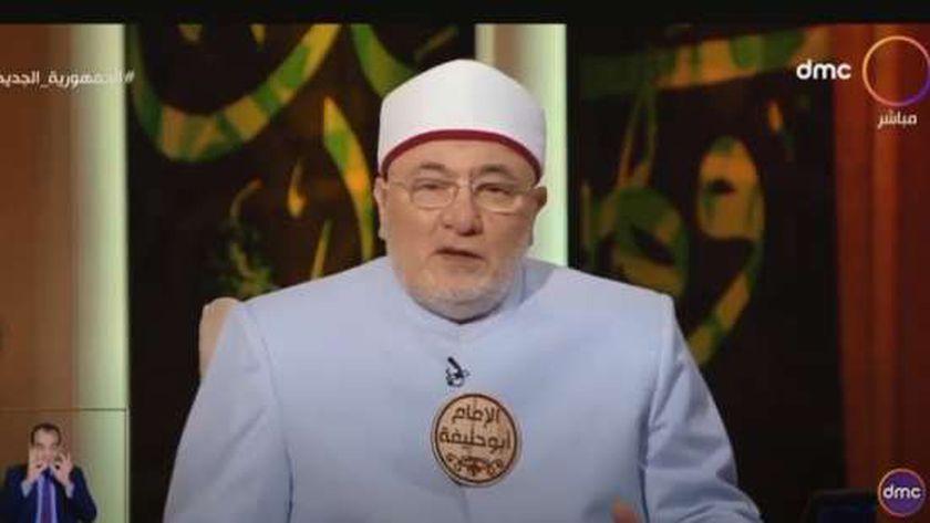 خالد الجندي في حلقة اليوم