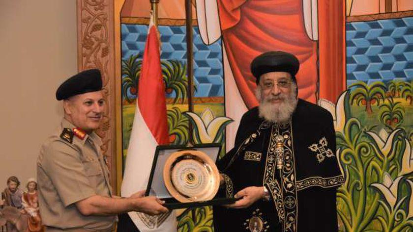 توقيع بروتوكول بين القوات المسلحة والكنيسة الأرثوذكسية لتوفير أجهزة تعويضية