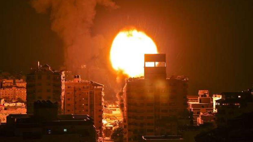العدوان الإسرائيلي على غزة يتواصل