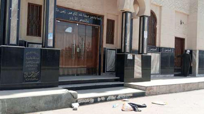 مساجد القليوبية المغلقة