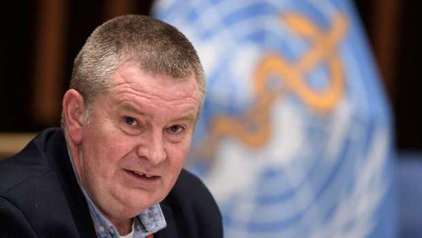 مدير برنامج الطوارئ في منظمة الصحة العالمية مايك رايان