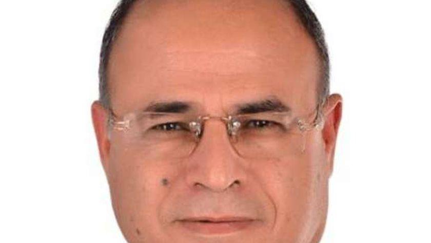 الدكتور أبراهيم القلا نائب رئيس جامعة بدر