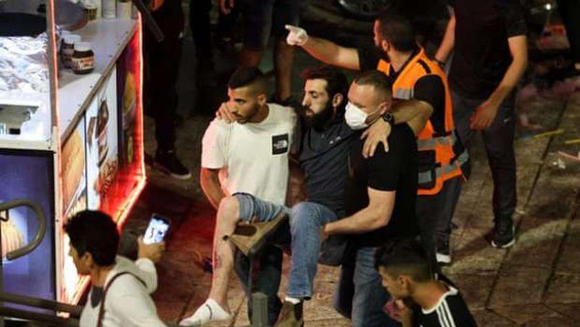 الأوضاع في القدس المحتلة