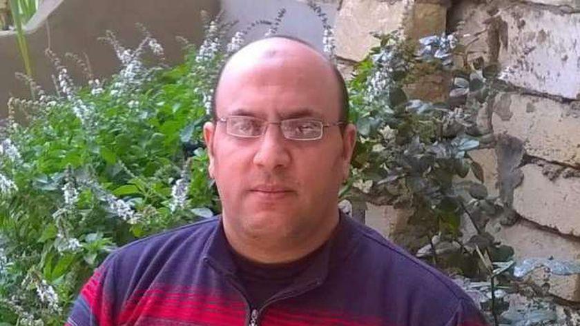 الدكتور ضياء العطفي مدير مستشفى حميات بسيون