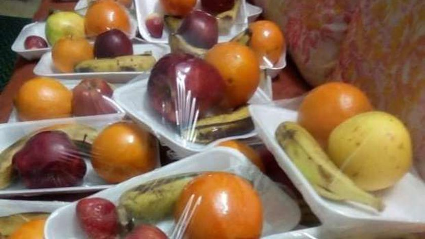 """""""الدعم النفسي"""" بالفيوم يوزع 700 وجبة على مرضى الكورونا في 3 محافظات"""