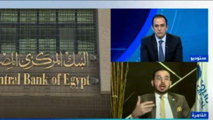 محمد رضا، خبير مصرفي، الرئيس التنفيذي لبنك الاستثمار سوليد كابيتال في مصر والشرق الأوسط وأفريقيا