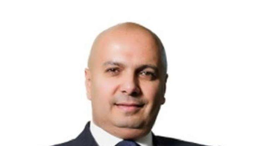 محمد عبيد الرئيس التنفيذي المشارك لبنك الاستثمار