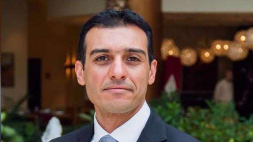 الدكتور إسلام عنان أستاذ اقتصاديات الصحة وعلم انتشار الأوبئة- صورة أرشيفية