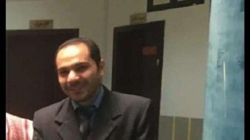 محمد حسان معلم مصرى متوفى في السعودية