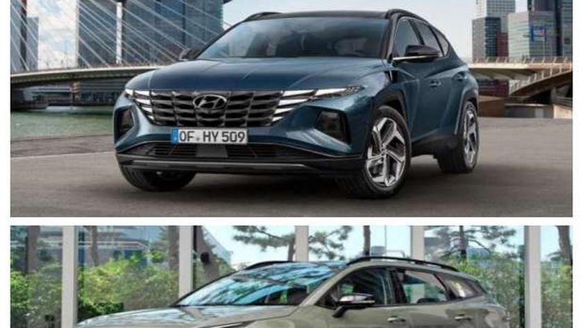 سيارتي «هيونداي توسان و كيا سبورتاج» موديل العام 2022
