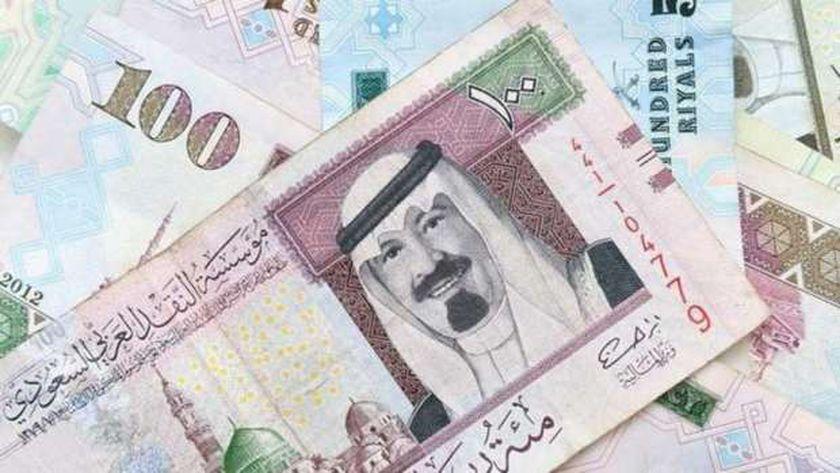 سعر الريال السعودي